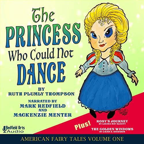The Princess Who Could Not Dance cover art