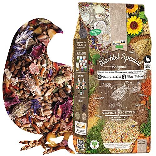 Hühner-Spezial Futter mit Blüten und Kräutern