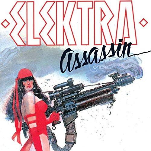 Elektra: Assassin (1986-1987) (Issues) (8 Book Series)