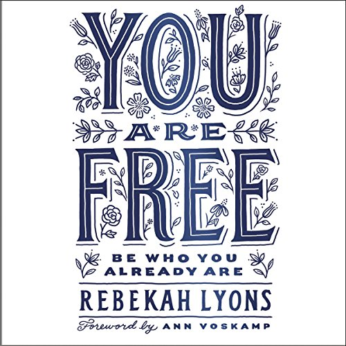You Are Free audiobook cover art