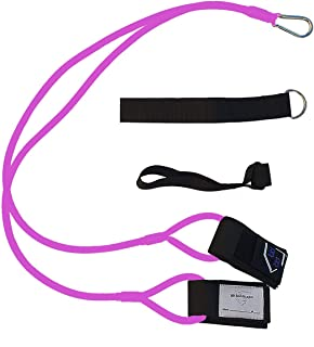 BB-BANDS Sports Exercise Baseball/Softball Training Aid Pitching Arm Strength Quarterback Warmup Stretching Resistance Bands j