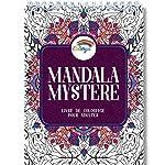 Livre de Coloriage Adulte - Coloriage Mystere Mandala Adulte, le Premier Cahier de Coloriage Mystère Adulte avec Papier Artiste et Reliure Spirale par Colorya de Colorya