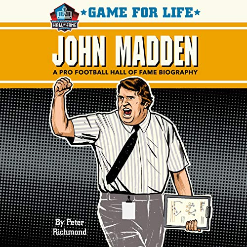 Game for Life: John Madden cover art