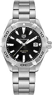 TAG Heuer - Aquaracer Reloj de Hombre Cuarzo 41mm Correa de Acero WBD1110.BA0928