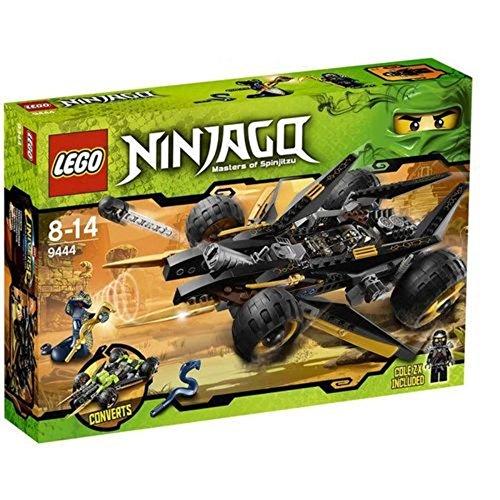 Lego Ninjago 9444 Coles Tarn-Buggy