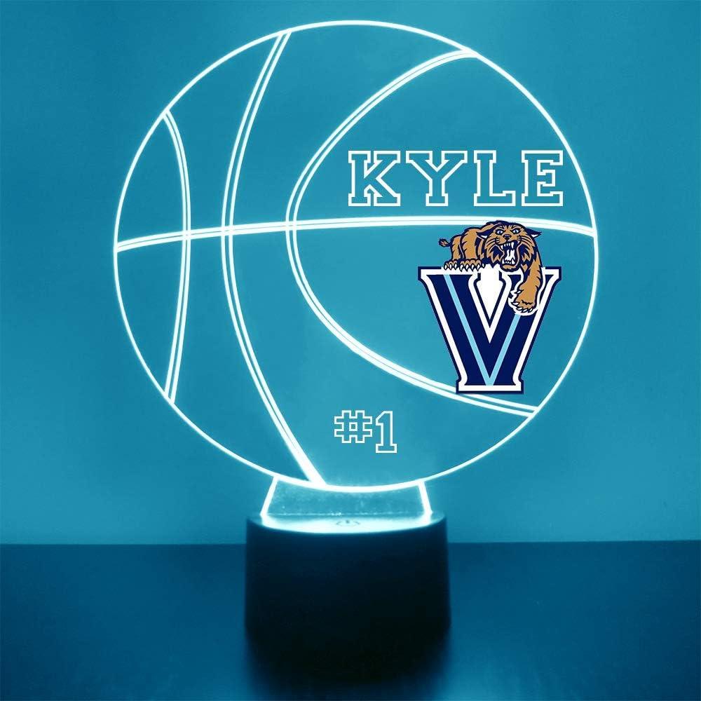 Mirror Magic Store Wildcats Villanova Sports Fees security free Basketball Fan La