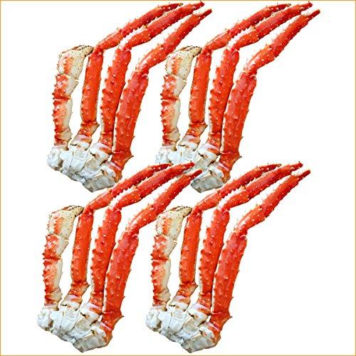【冷凍】 タラバガニ 4kg (1肩1kg級×4肩) たらば蟹 ( ギフト ・ 鍋用 かに )