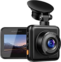 APEMAN Mini Dash Cam 1080P Full HD Dash Camera for Cars Recorder Super Night Vision,..