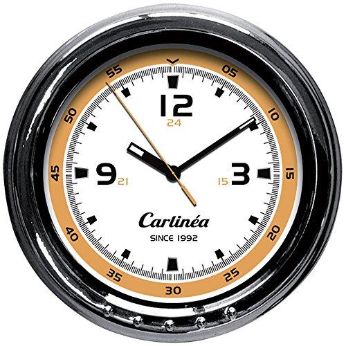 Carlinea 485003 Montre Analogique, Orange