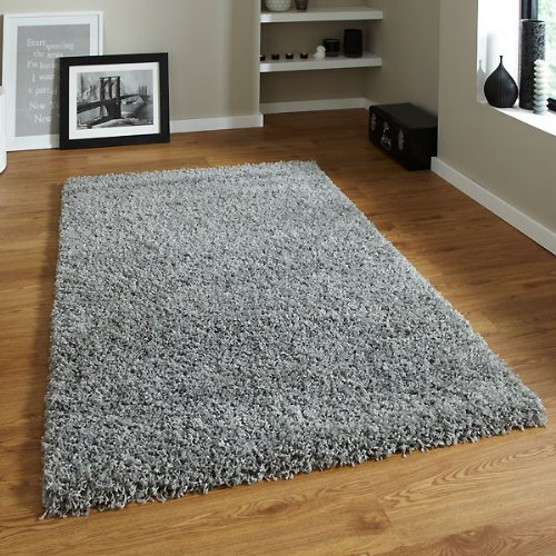 TrendMakers Think Rugs 120 x 170 cm Vista 2236 Rug, Grey