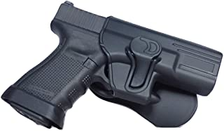 Tactical Scorpion Gear Level II Retention Paddle Holster: Fits Hi-Point .40SW