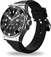 Z Fitness Tracker Watch/Business style/Picture as Watch face/Activity/Health/Hannspree Hanns.w (Graphite black)