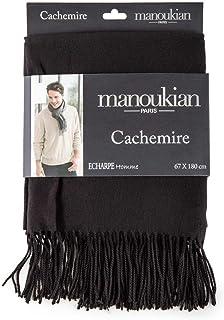 Pull zippé cachemire Donatien Homme MANOUKIAN