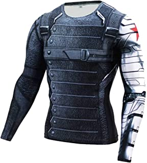 winter soldier costume arm