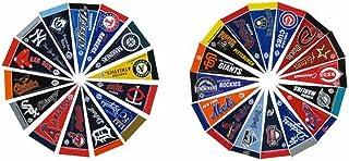 MLB Mini Pennant Set (all 30 Teams) by Rico Tag