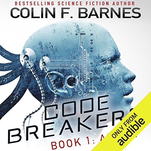 Code Breakers: Alpha audiobook cover art