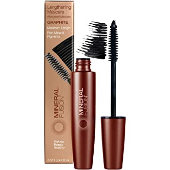 Mineral Fusion Lengthening Mascara, Graphite (Packaging May Vary)