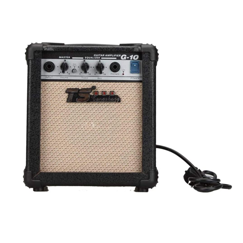 High-Peformance GT-10W Guitar Amplifier Black