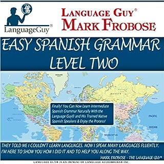 Easy Spanish Grammar 2 cover art