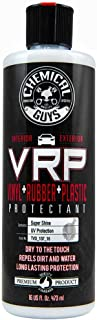 Chemical Guys TVD_107_16 V.R.P. Vinyl, Rubber and Plastic Non-Greasy Dry-to-the-Touch Long Lasting Super Shine Dressing fo...