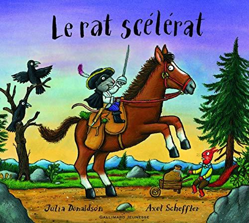LE RAT SCELERAT - A partir de 3 ans