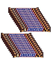 Snickers Peanut Filled Chocolates Diwali Gift Pack- 22g Bar (Pack of 24)