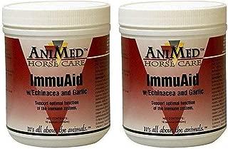 AniMed ImmuAid Equine Immune System-(2) 16 oz Total 32oz Bundle