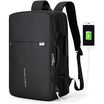 Mark Ryden 38L Carry-on Travel Backpack underseat Flight Bag fit 17.3 Laptop