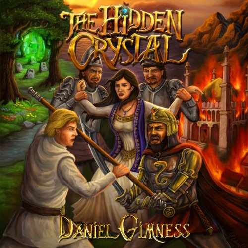 The Hidden Crystal cover art