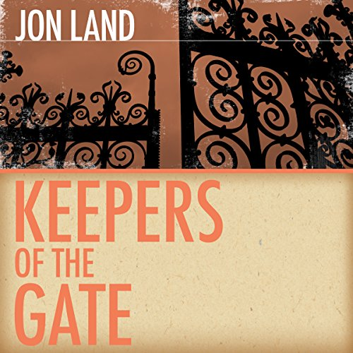 Keepers of the Gate audiobook cover art