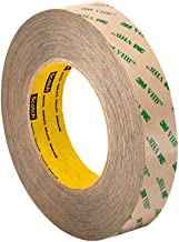 3M (F9473PC) Adhesive Transfer Tape F9473PC Clear, 1 in x 60 yd 10 mil