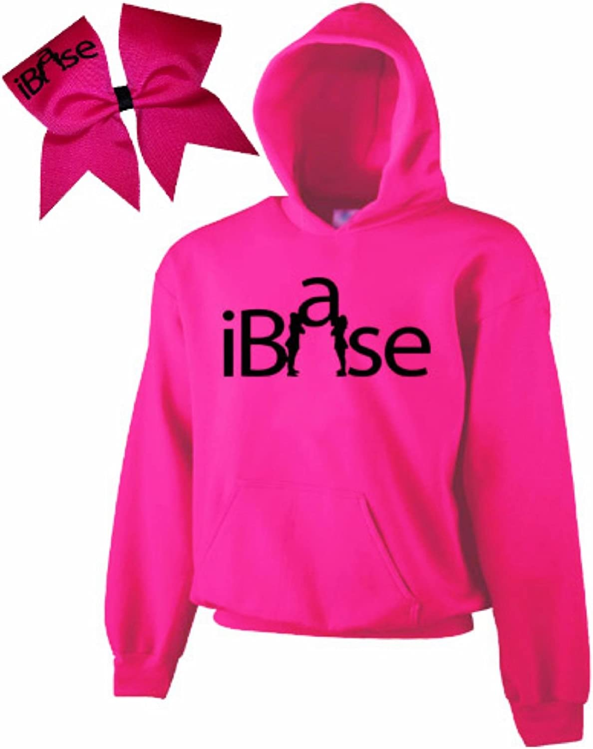 Chosen Bows iBase Cheer Combow Black Print