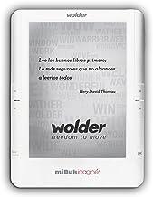 "Wolder miBuk Imagine - Lector eBook - 4 GB - 6"""