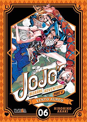 jJojo's Bizzarre Adventure Parte 5: Vento Aureo 6: 35