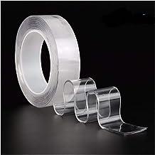 Superlijm 1/2 / 3M Herbruikbare Dubbelzijdige Lijm Nano Traceless Tape Verwijderbare Sticker Wasbare Adhesive Loop Disks T...