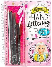 Depesche 8581 - Handlettering Set TOPModel, met boek en pennen