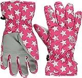 Barts Kids Handschuhe, rosa (Berry stars), 4 (6-8 Jahre)
