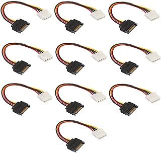 domybest adaptador de alimentaci/ón DC 7.4/x 5.0/mm tap/ón macho a una toma hembra 5,5/x 2,1/mm para HP