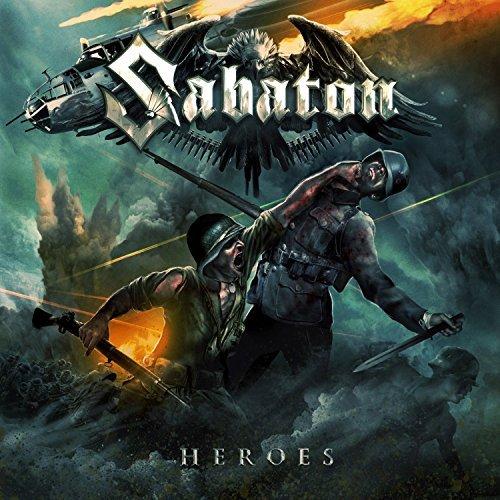 Heroes by Sabaton (2014-06-10)