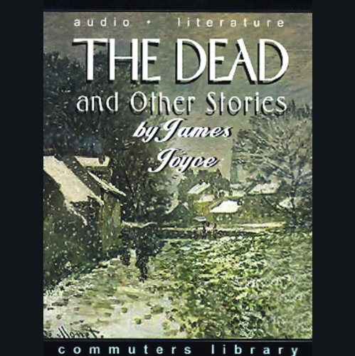 The Dead and Other Stories audiobook cover art