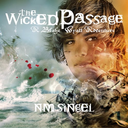 The Wicked Passage audiobook cover art
