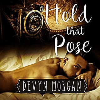 Hold That Pose audiobook cover art