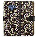 DeinDesign Étui Compatible avec Samsung Galaxy Note 9 Étui Folio Étui magnétique Fée Clochette...