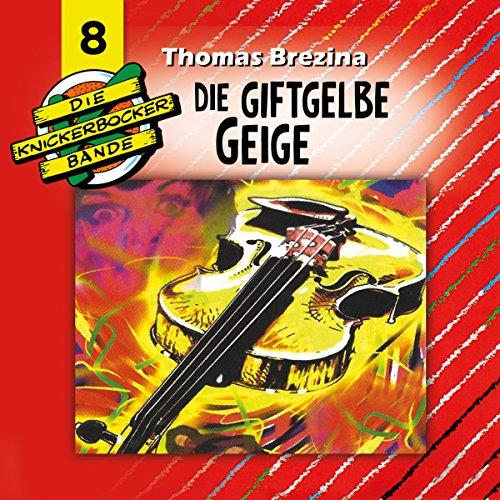 Die giftgelbe Geige Titelbild
