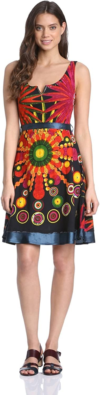 New arrival Desigual Popular brand in the world Women's Railey Straps Dress