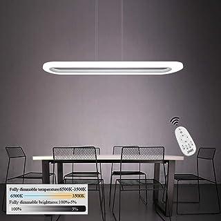 Lámpara Colgante de Techo de Oficina, LED 40W Iluminación ...