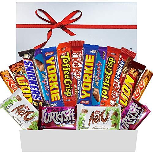 Schokoladenliebhaber Geschenk Schokoladenauswahlbox Für Alle