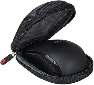 Hermitshell Hermitshell Travel EVA Case fits AmazonBasics Wireless Mouse Nano Receiver MGR0975