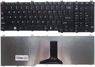 US English Laptop Keyboard for Toshiba Satellite C650 C650D C655 C655D C660 C660D C665 C665D L550 L550D L650 L650D L655 L6...