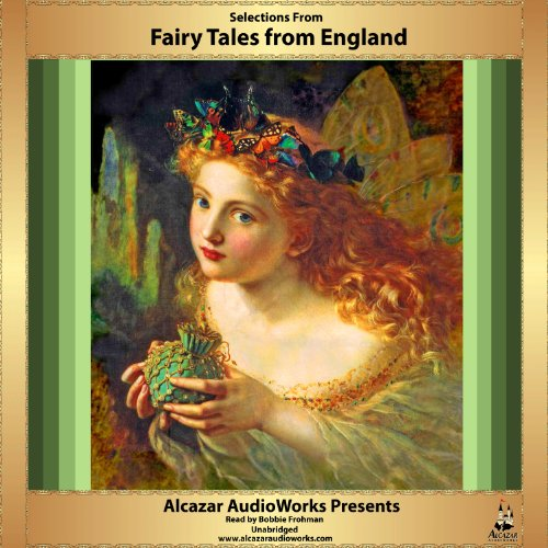 Fairy Tales from England audiobook cover art